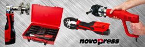 сервис и ремонт пресс-инструмента Novopress