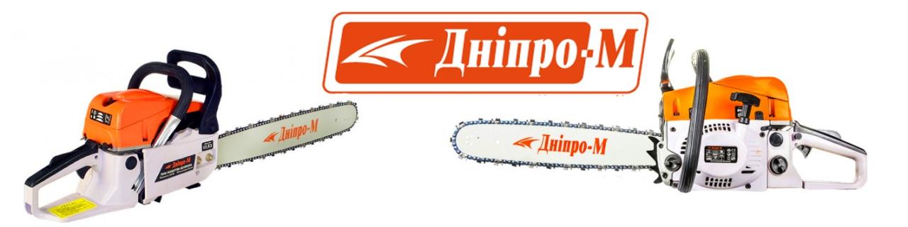 Ремонт бензопил Днипро-М