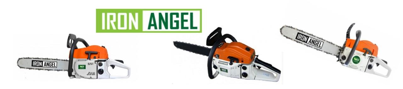 Ремонт бензопил Iron Angel