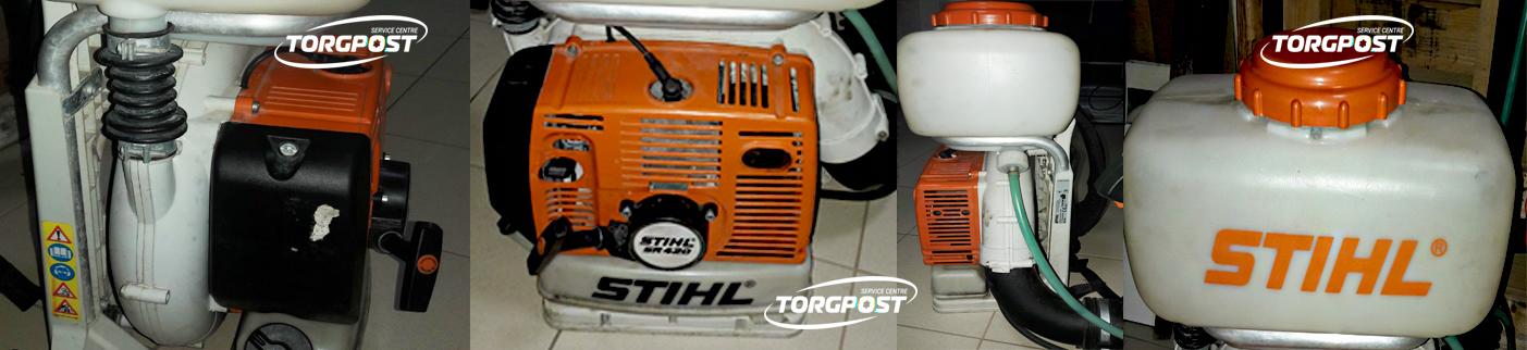 obsluzhivanie-motoopryskivatelya-stihl-sr-420